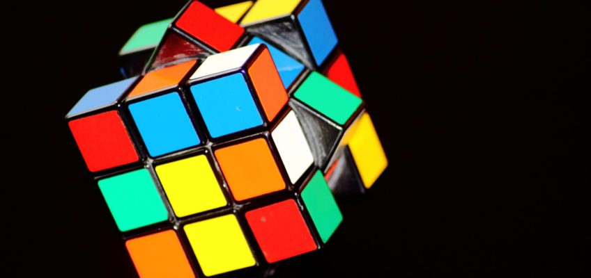 magic cube cube puzzle play